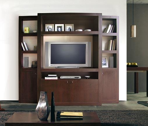 Muebleria el hogar productos y servicios for Muebles bibliotecas para living